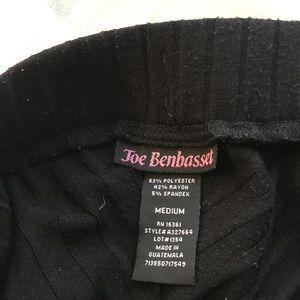 Joe Benbasset Skirts - Textured Knit Mini Skirt